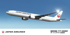 HAS10719 Boeing 777-300ER JAL