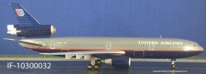 InFlight 1/200 IF-10300032 United Airlines McDD DC-10-30