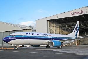 Eastern 737-800 W N276EA