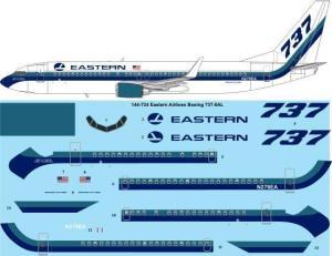 TS44-724 Eastern_B737-800