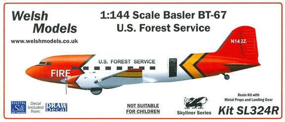 WSL-324R-Basler-BT-67-USFS-