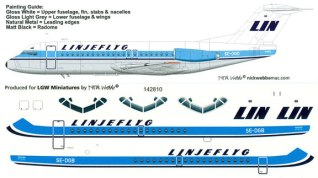 LGW44-LIN4000-Linjeflyg-F28-4000-Profile-and-Decal-W