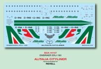 BOA44-107Alitalia Emb190 Decal-W