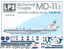 LPS144-029-Varig-McDD-MD11-Instructions-and-Decal-88-W