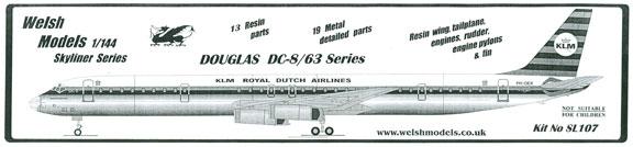 WSL-107-Douglas-DC-8-63-KLM-Box-88-W