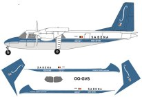 FR14115-BN2A-Islander-Sabena-Profile-and-Decal-88-W