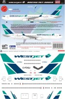 8A-276-WestJet-Boeing-767-300-Decal-and-Profile-812-W