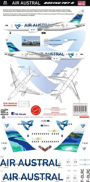 8A-343-Air-Austral-Rivers-Boeing-787-8-Decal-and-Profile-812-W