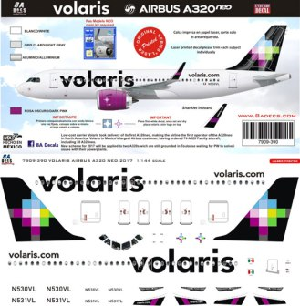 8A-390-Volaris-A320-Decal-and-Profile-812-W