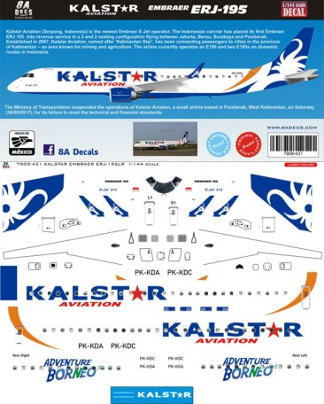 8A-431-Kalstar-Embraer-195-Profiel-and-Decal-812-W