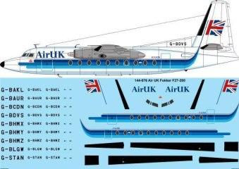 TS44-876_Air_UK_Fokker_F27-200-W
