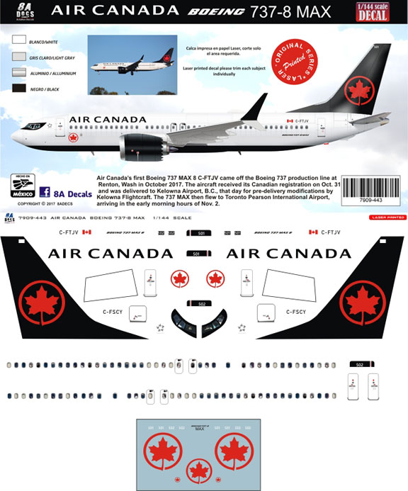 Air canada flight coupons 2018