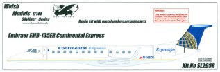 WSL-295R-Emb135-Continental-Express-Box-812-W