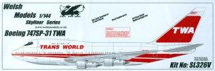 WSL-326V-Boeing-747SP-TWA-Box-812-W