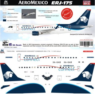 8A-396-AeroMexico-Connect-Emb175-Decal-and-Profile-812-W