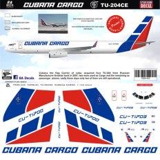 8A-445-Cubana-Cargo-Tupolev-204CE-Profile-and-Decal-812-W
