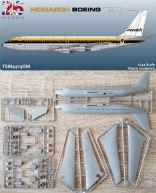 TSM4419OM_Monarch_Boeing_720B-W