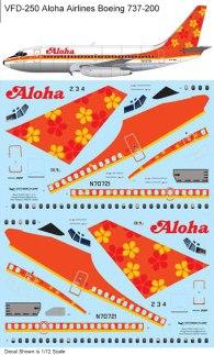 VFD-250-B737-200-Aloha-Profile-and-Decal-812-W