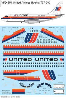 VFD-251-B737-200-United-Saul-Bass-Profile-and-Decal-812-W