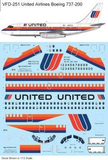 VFD-251-B737-200-United-Saul-Bass-Profile-and-Decal-812-W