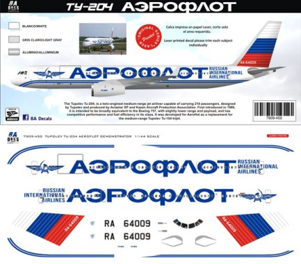 8A-450-Aeroflot-Tu204-Profile-and-Decal-812-W