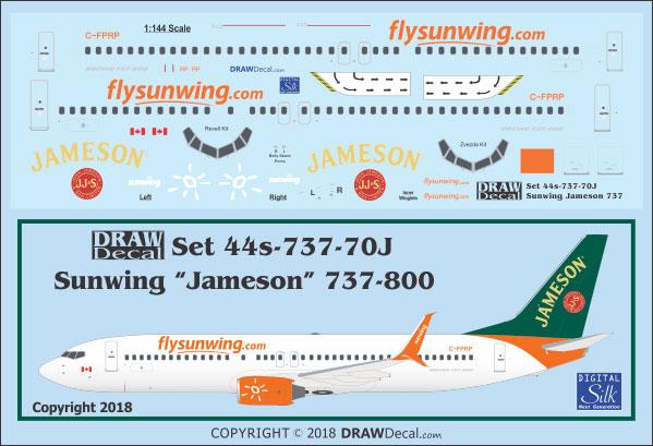 DW44-737-070J-2-W