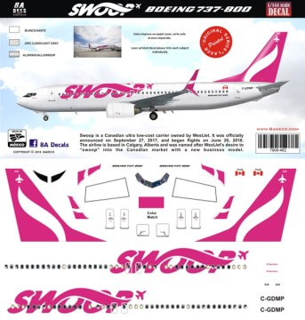 8A-462-Swoop-B737-800-Instructions-and-Decal-812-W