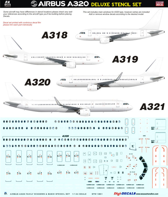 8A-STW-1801-A320-Delux-Stencil-Set-Instructions-and-Decal-812-W