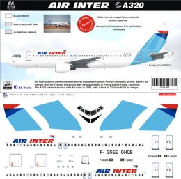8A144-467-Air-Inter-Airbus-A320-Profile-and-Decal-812-W