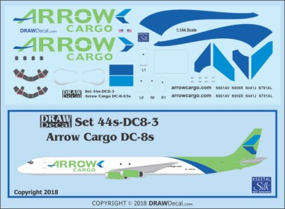 DW44s_DC8_003_Arrow_Cargo_profile-W