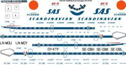 TS44-327 SAS Scanair DC-8-63