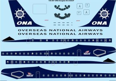 TS44-457 ONA DC-8-63
