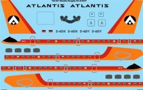 TS44-537 Atlantis DC-8-63
