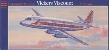 G-05501 Vickers Viscount 700 Capital Airlines-C