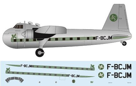 FR-P4100-Bristol-Freighter-TAI-Profile-and-Decal-812-W