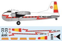 FR-P4104-Bristol-Freighter-Iberia-Profile-and-Decal-812-W
