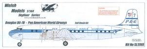 WSL-296R-Douglas-DC-7B-Pan-American-Box-812-W