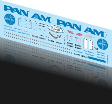 FC44-057-Pan-Am-B737-200-Decal-W