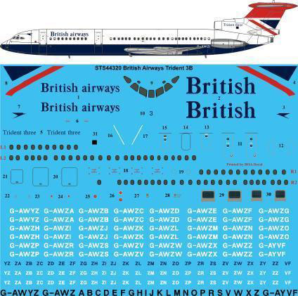 STS44-320_British_Airways_Trident_3B-W
