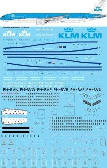 STS44-321-KLM-2015-Boeing-777-300ER-W