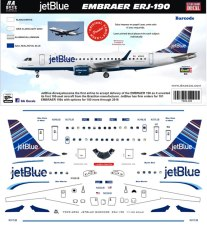 8A-489-BC-JetBlue-Embraer-190-Barcode-Profile-and-Decal-812-W