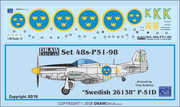 DW48-P51-098-2-W