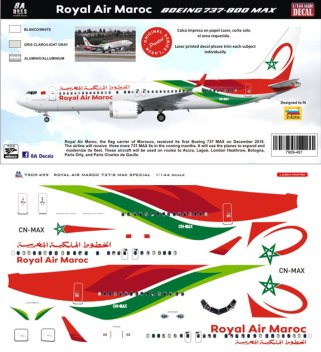 8A-499-Royal-Air-Maroc-B737-MAX8-Profile-and-Decal-812-W