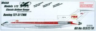 WCLS72-18-Boeing-727-100-TWA-Box-812-W