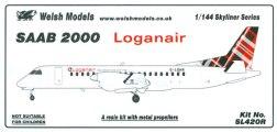 WSL-420R-Saab-2000-Loganair-Box-812-W