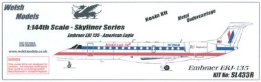 WSL-433R-Embraer-135-American-Eagle-Box-812-W