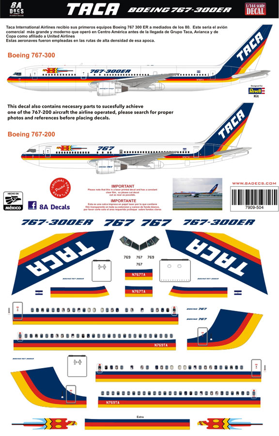 8A-504-TACA-B767-300-Profile-and-Decal-812-W