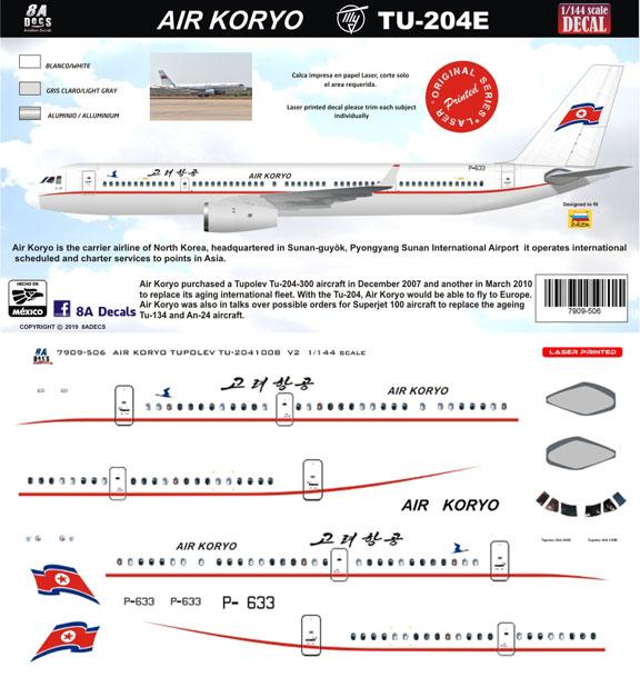 8A-506-Air-Koryo-Tu204-Profile-and-Decal-812-W
