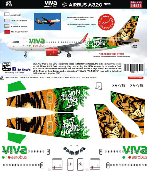 8A-510-Viva-Aerobus-A320-Profile-and-Decal-812-W