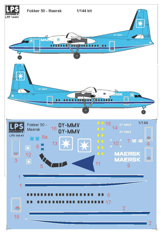 LPS144-041-Maersk-Fokker-50-Profile-and-Decal-812-W